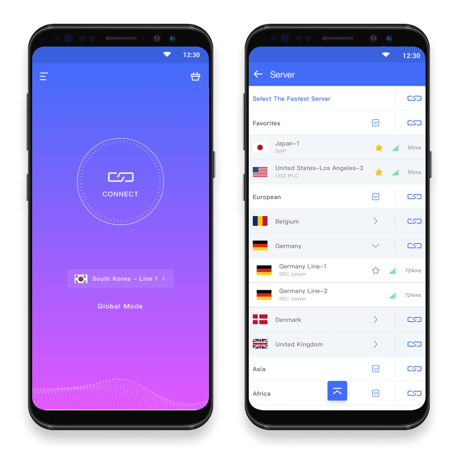 PlexVPN - A high speed, ultra secure, and easy to use VPN